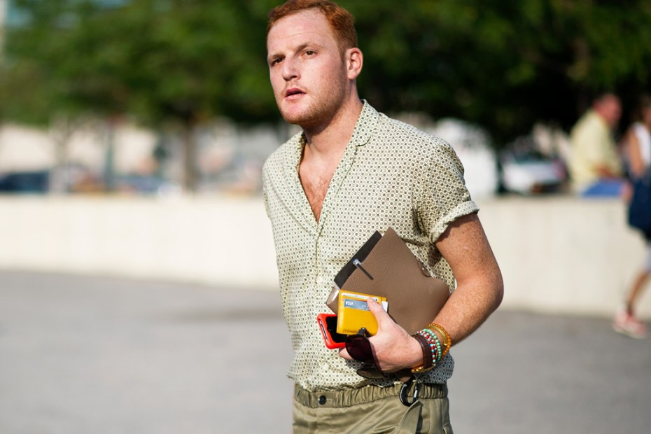 Image of Streetsnaps: New York Fashion Week 2013 Spring/Summer Part 2