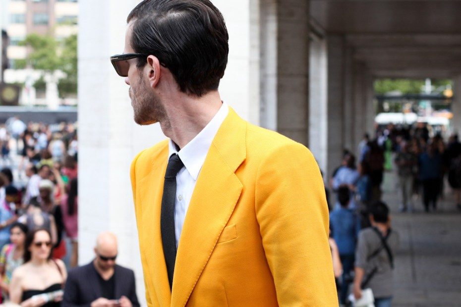 Image of Streetsnaps: New York Fashion Week 2013 Spring/Summer Part 3