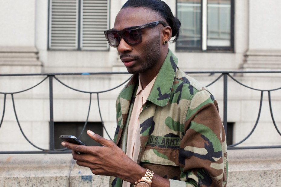 Image of Streetsnaps: New York Fashion Week 2013 Spring/Summer Part 4