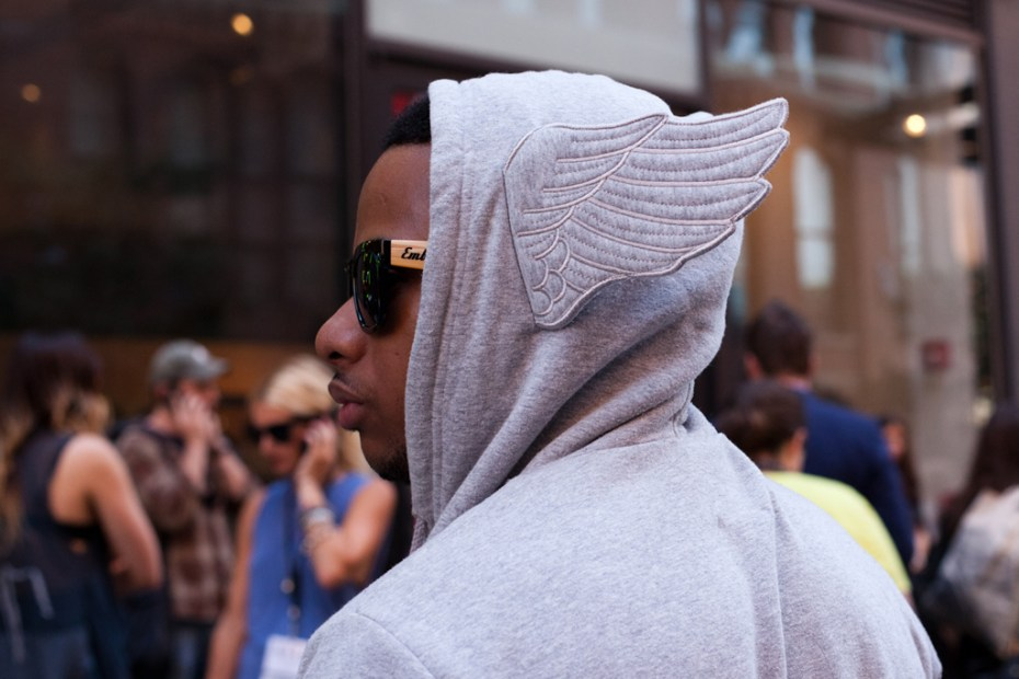 Image of Streetsnaps: New York Fashion Week 2013 Spring/Summer Part 5