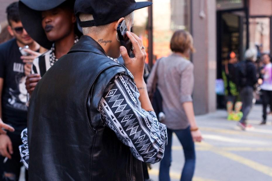 Image of Streetsnaps: New York Fashion Week 2013 Spring/Summer Part 5