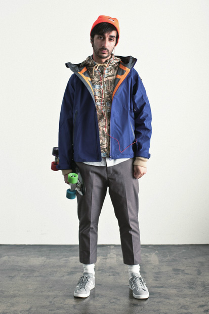 Image of Stussy 2012 Fall/Winter Lookbook
