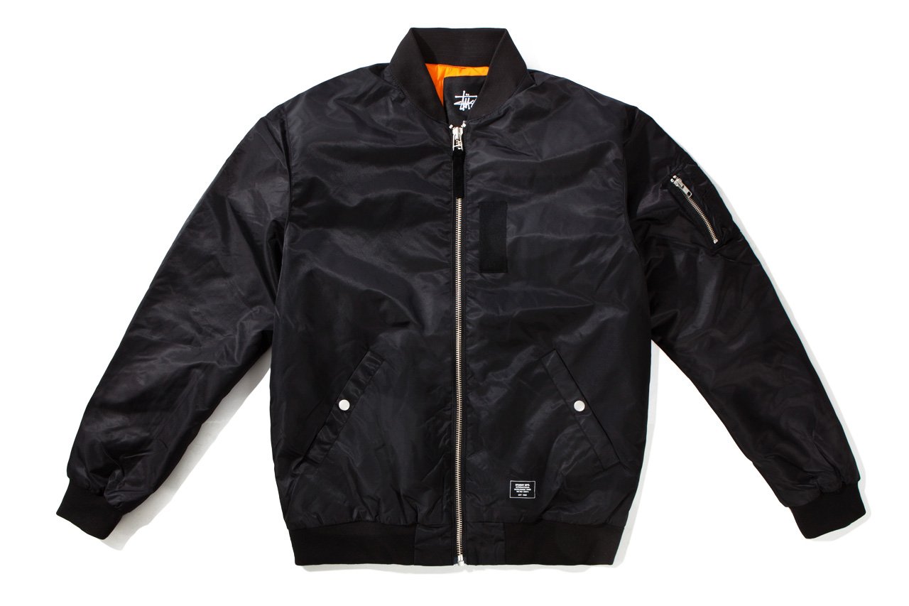 Image of Stussy 2012 Fall/Winter MFG MA1 Jacket