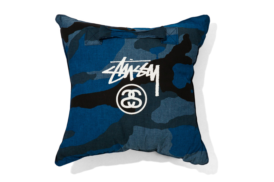 Image of Stussy 2012 Fall/Winter Stock Lock Pillow