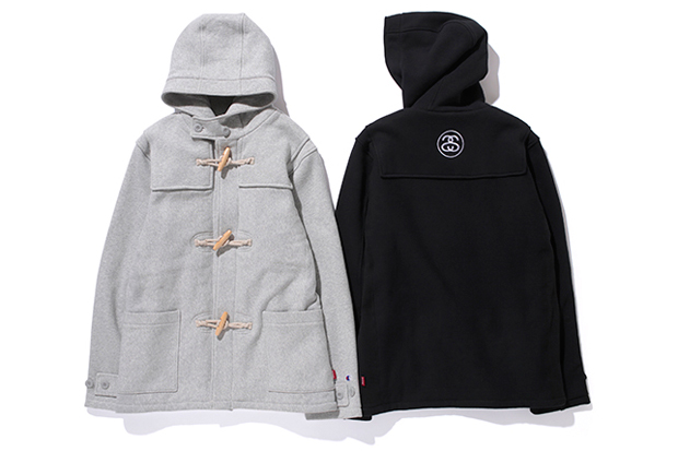 Image of Stussy x Champion Reverse Weave Collection