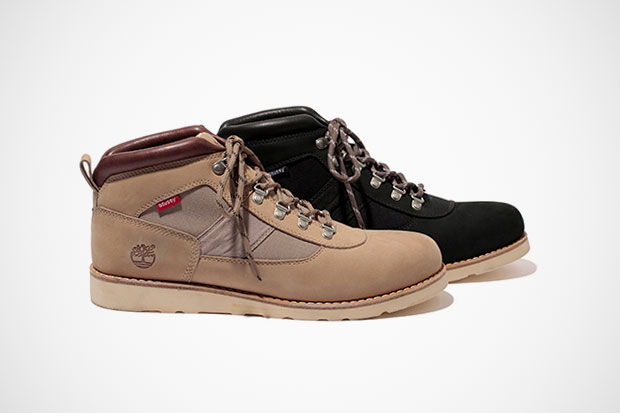 Image of Stussy Deluxe x Timberland NM Field Boot