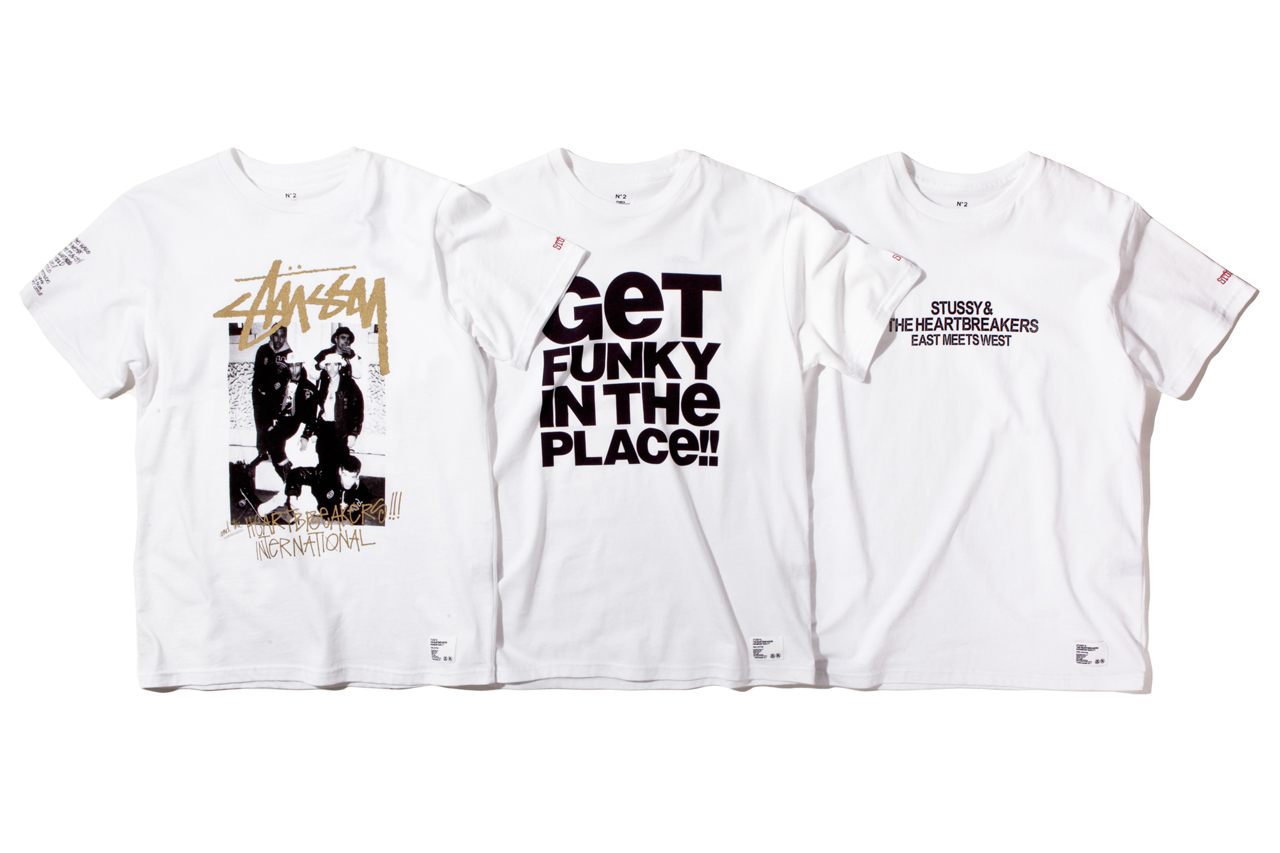 Image of STUSSY & THE HEARTBREAKERS 2012 Fall/Winter Collection Part 1