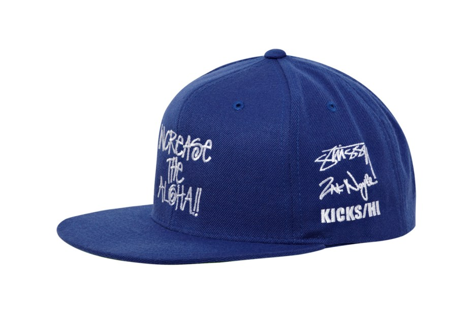Image of Zak Noyle x KICKS/HI x Stussy Capsule Collection