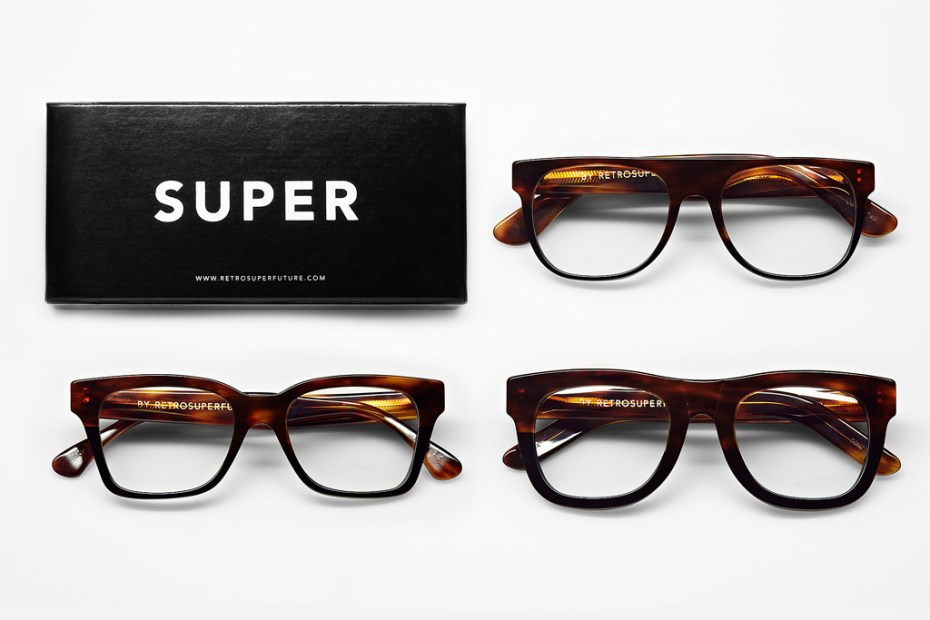 Image of SUPER 2012 Fall/Winter Optical Collection