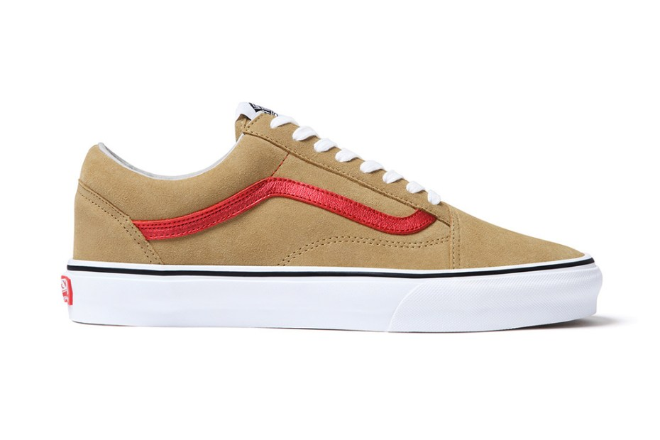 Image of Supreme x Vans 2012 Fall/Winter Collection