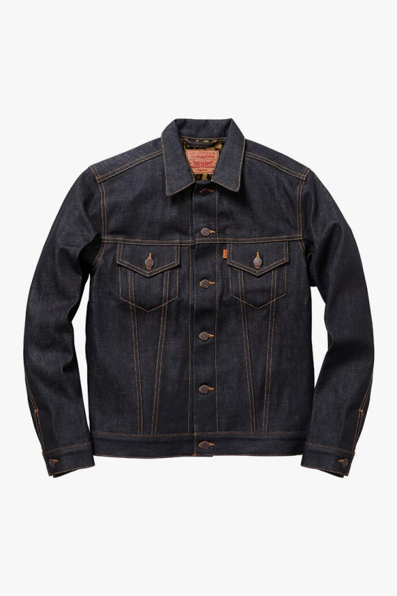 Image of Supreme x Levi's 2012 Fall/Winter Capsule Collection