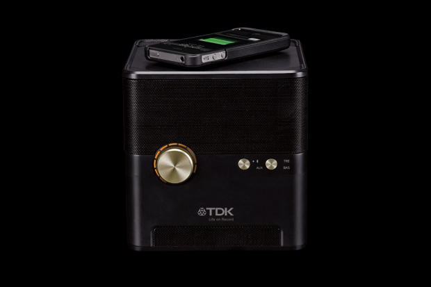 Image of TDK Wireless Charging Speaker