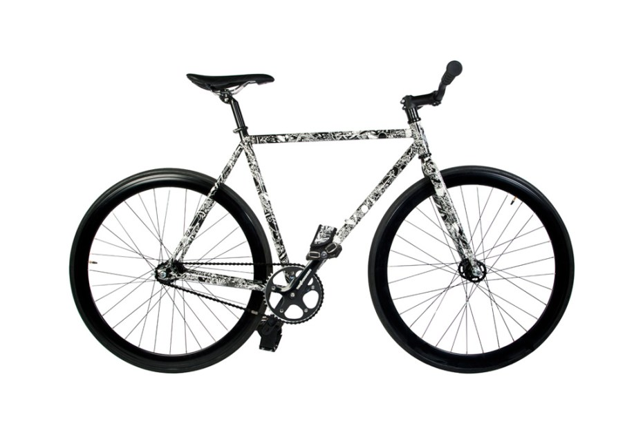 Image of The Hundreds x State Bicycle Co. Fixed Gear Bike