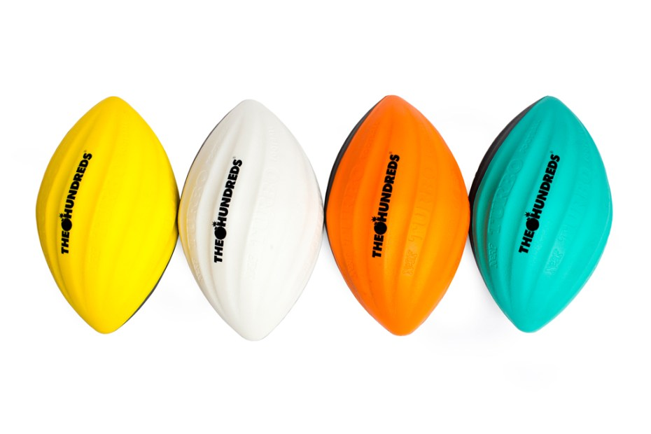 "Image of The Hundreds x NERF ""Turbo Football"""