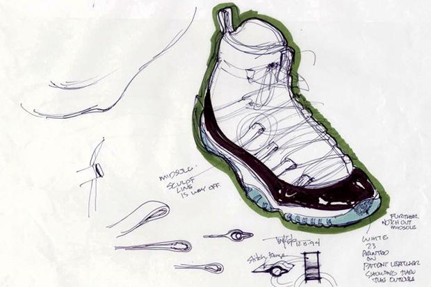 Image of The Man Behind Air Jordan: Tinker Hatfield Talks Inspiration