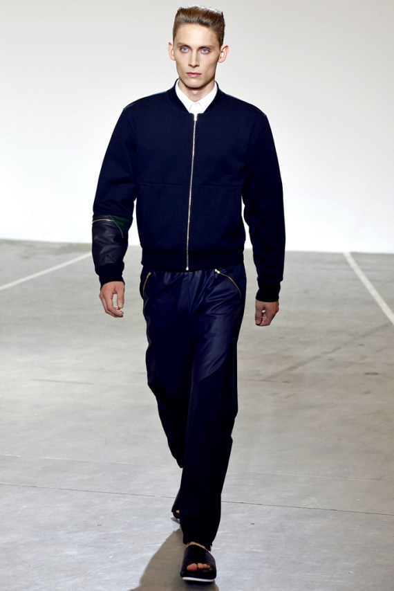Image of Tim Coppens 2013 Spring/Summer Collection