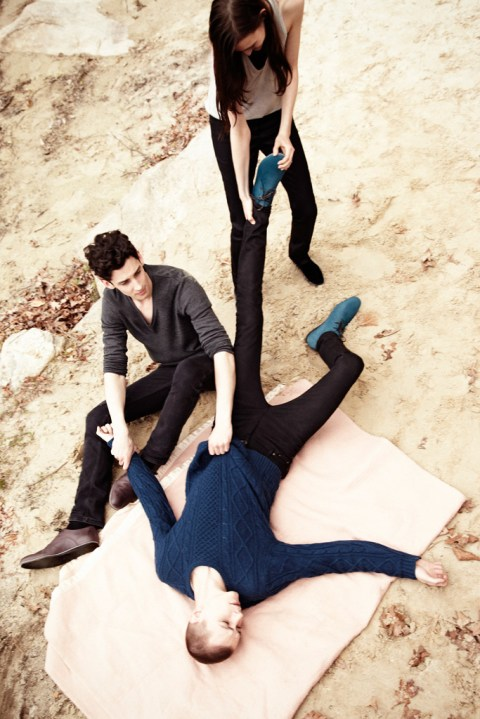 Image of Tod's No_Code 2012 Fall/Winter Lookbook