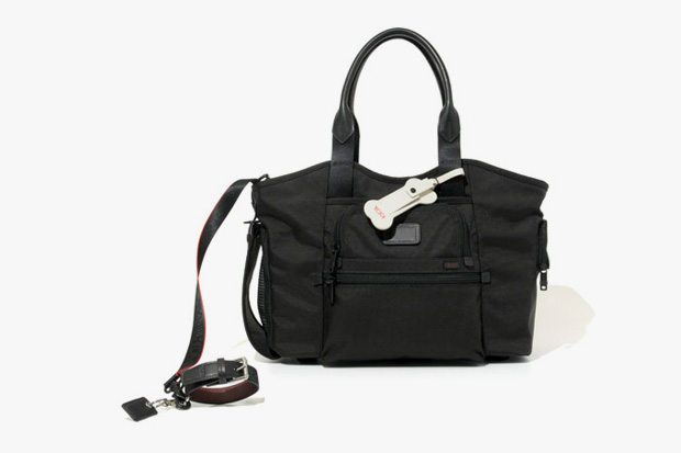 Image of Tumi Creates a Collection of Pet-Friendly Accessories