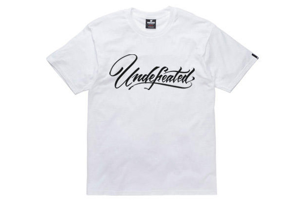 Image of Undefeated 10th Anniversary Artist Series Tees