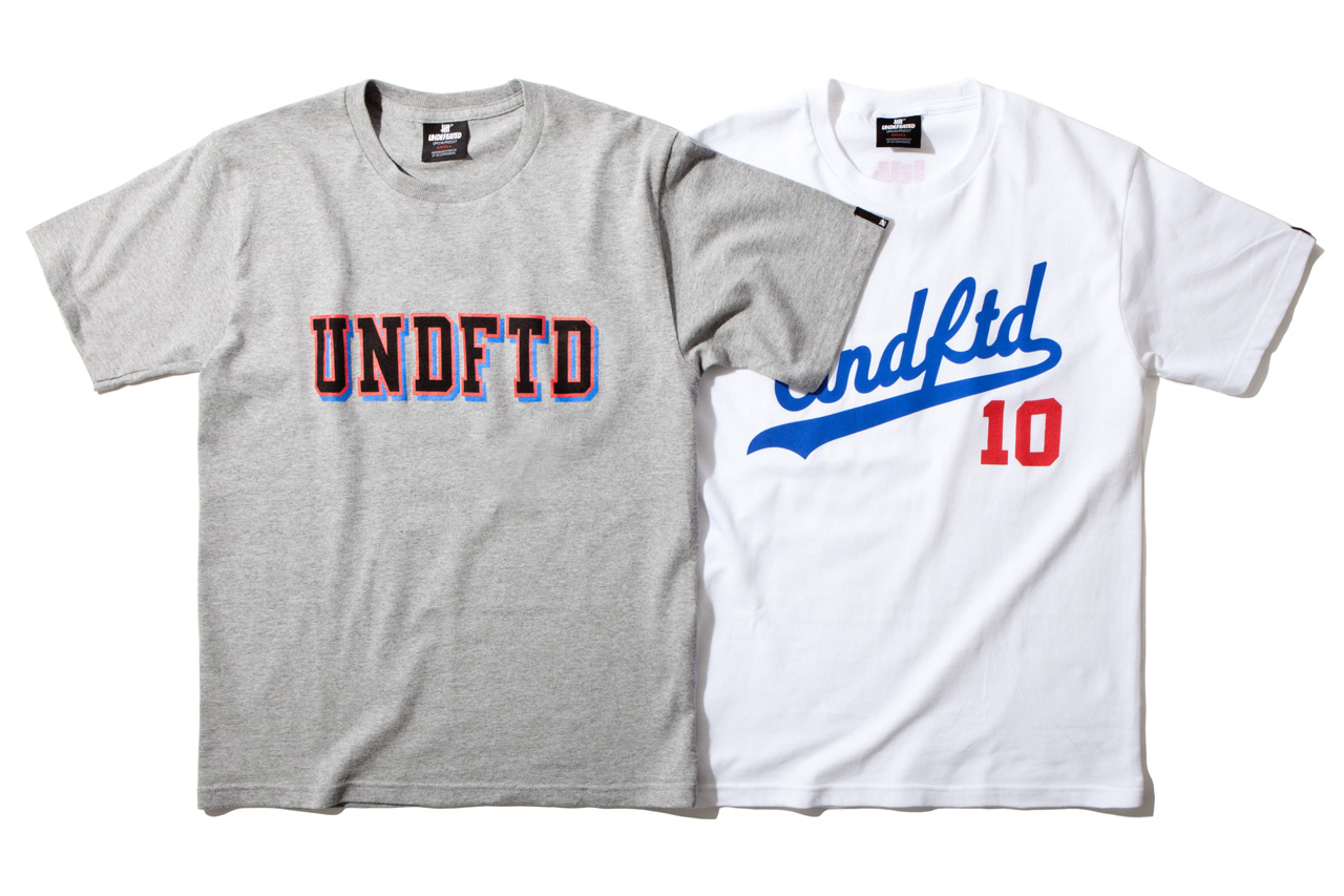 Image of Undefeated 2012 Fall/Winter T-Shirt Collection