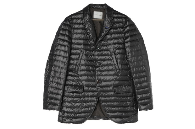 Image of UNDERCOVER J4105-3 Quilted Jacket
