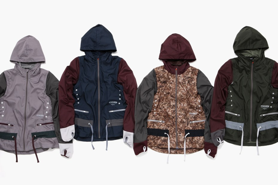 Image of UNDERCOVER x Nike GYAKUSOU 2012 Fall/Winter Apparel Collection