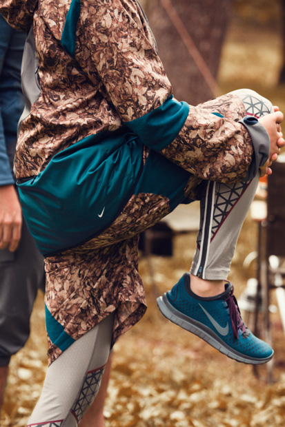Image of UNDERCOVER x Nike GYAKUSOU 2012 Fall/Winter Collection