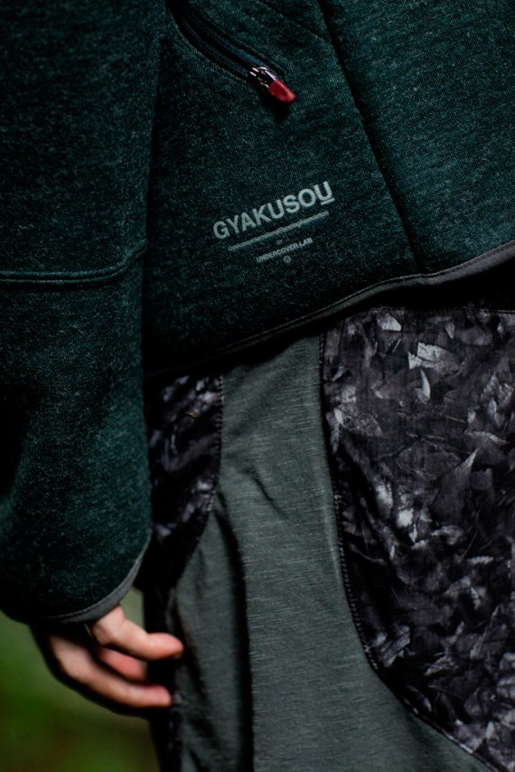 Image of UNDERCOVER x Nike GYAKUSOU 2012 Fall/Winter Collection - A Closer Look