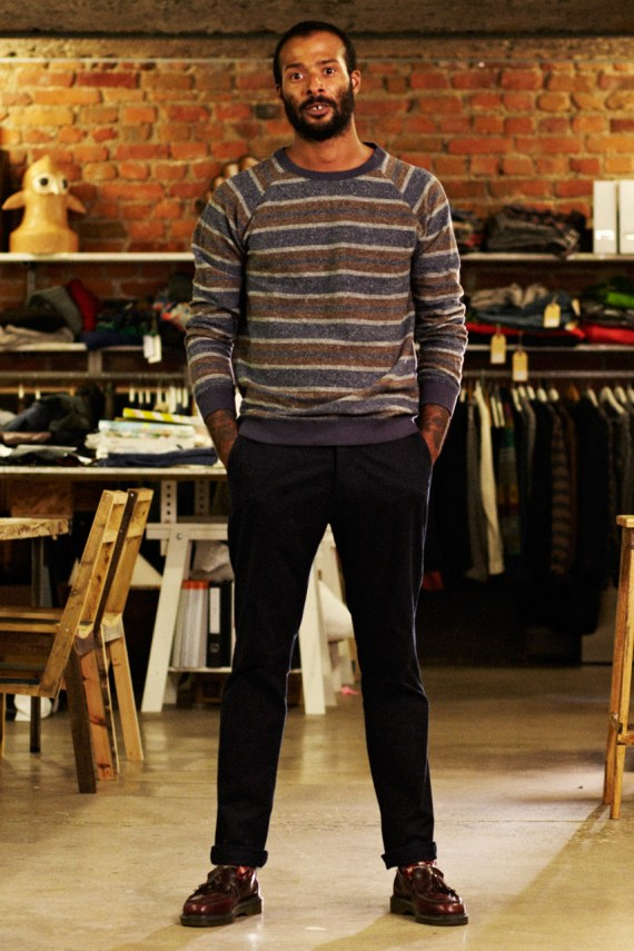 Image of Uniforms for the Dedicated 2012 Fall/Winter Lookbook