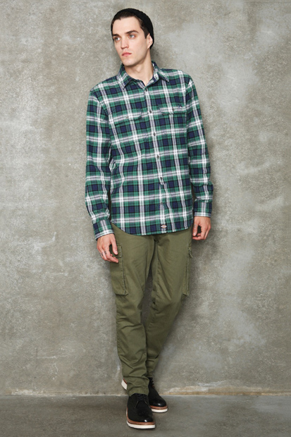 Image of Urban Outfitters x Dickies 2012 Fall/Winter Collection