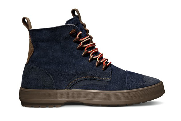 Image of Vans California 2012 Fall/Winter Oxford Toe Cap