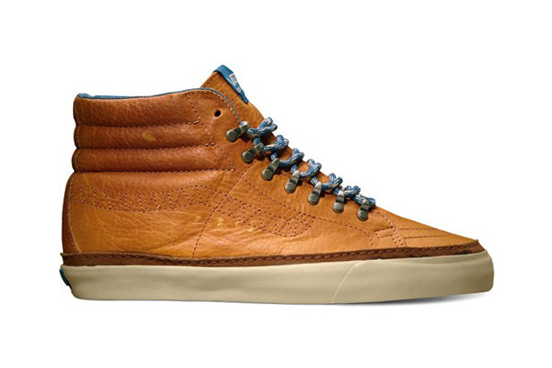 Image of Vans California 2012 Holiday Sk8-Hi REISSUE