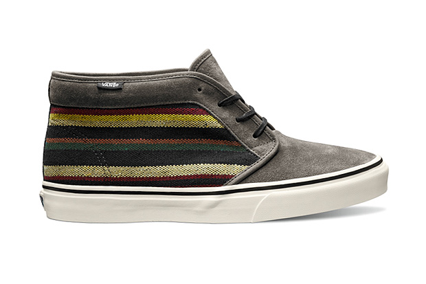 Image of Vans California 2012 Fall Chukka Boot CA Guate Stripe