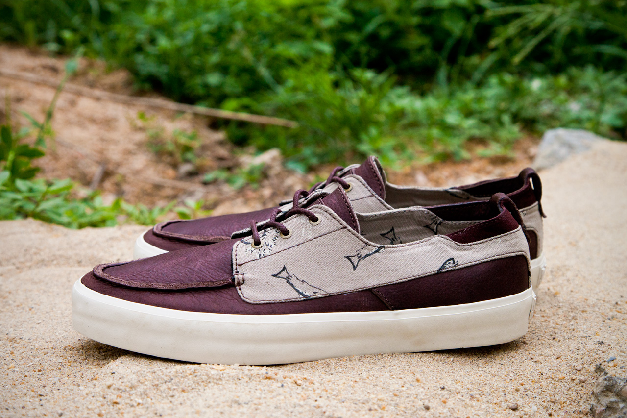 "Image of Vans OTW 2012 Fall/Winter ""Trout"" Pack"