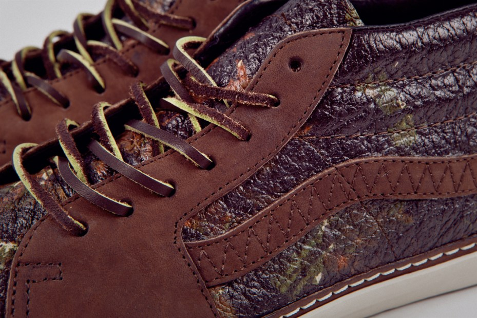 "Image of Vans Vault 2012 ""Brushed Camo"" Pack"