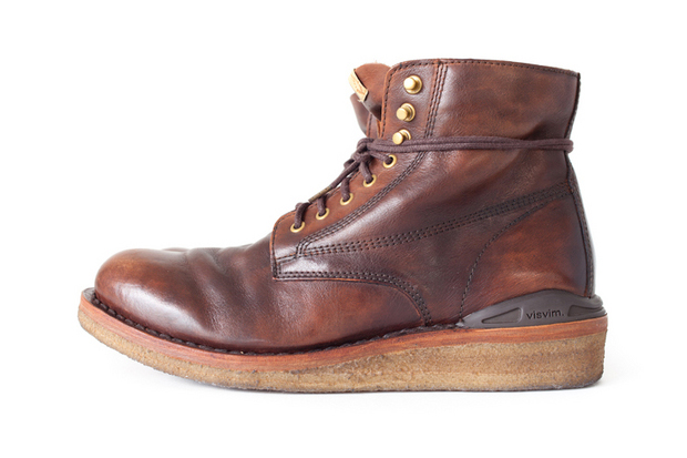 Image of visvim 2012 Fall/Winter VIRGIL BOOTS CREPE-FOLK