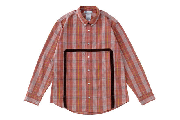 Image of visvim 2012 Fall/Winter 5-NATION SHIRT