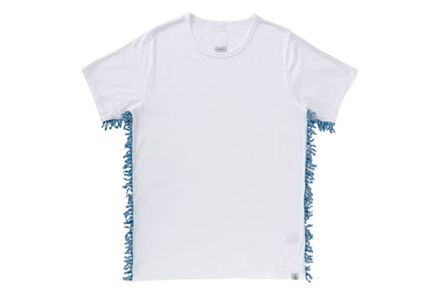 Image of visvim 2012 Fall/Winter PIZI SEAM TEE