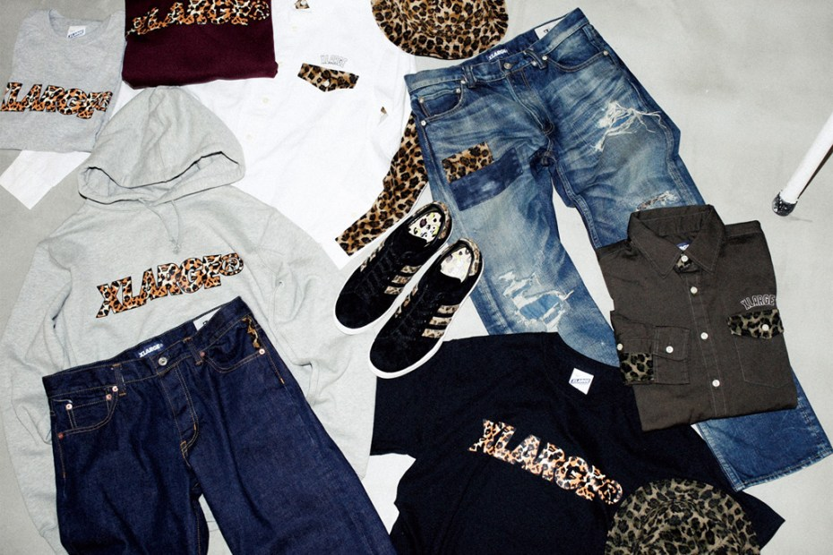 Image of XLARGE 2012 Fall/Winter LEOPARD CAPSULE COLLECTION Preview