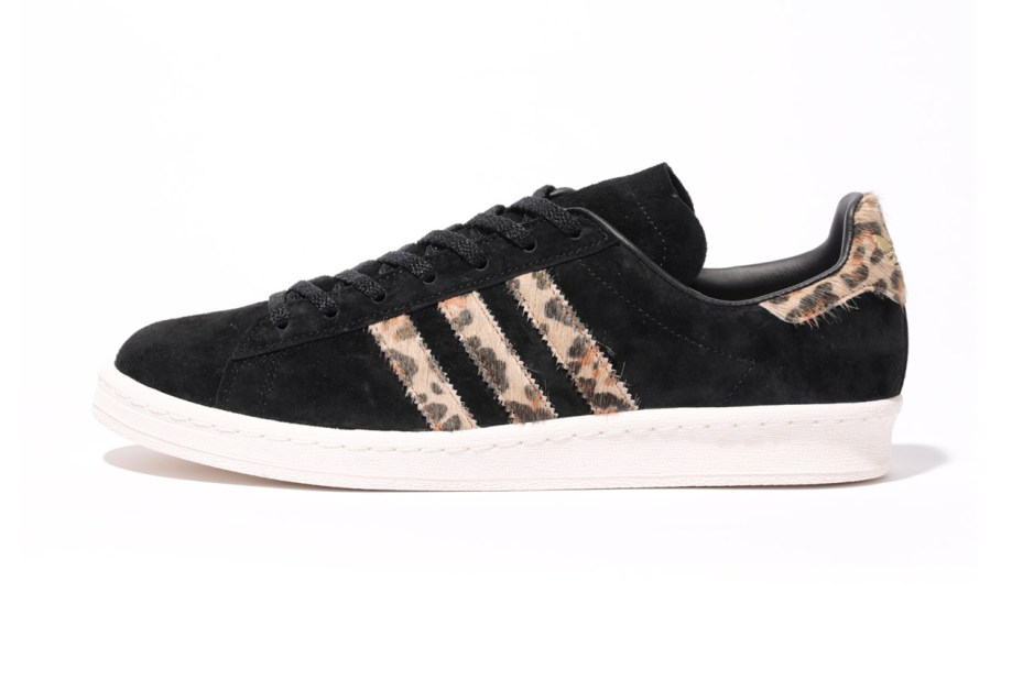 Image of XLARGE x adidas Originals Campus 80s