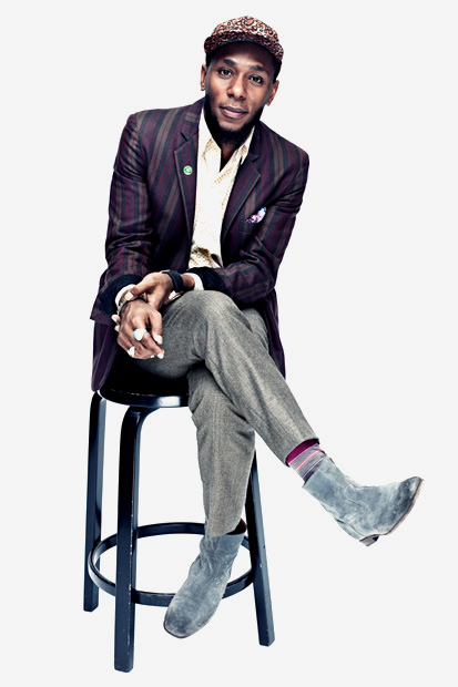 Image of Yasiin Bey Talks Style With GQ