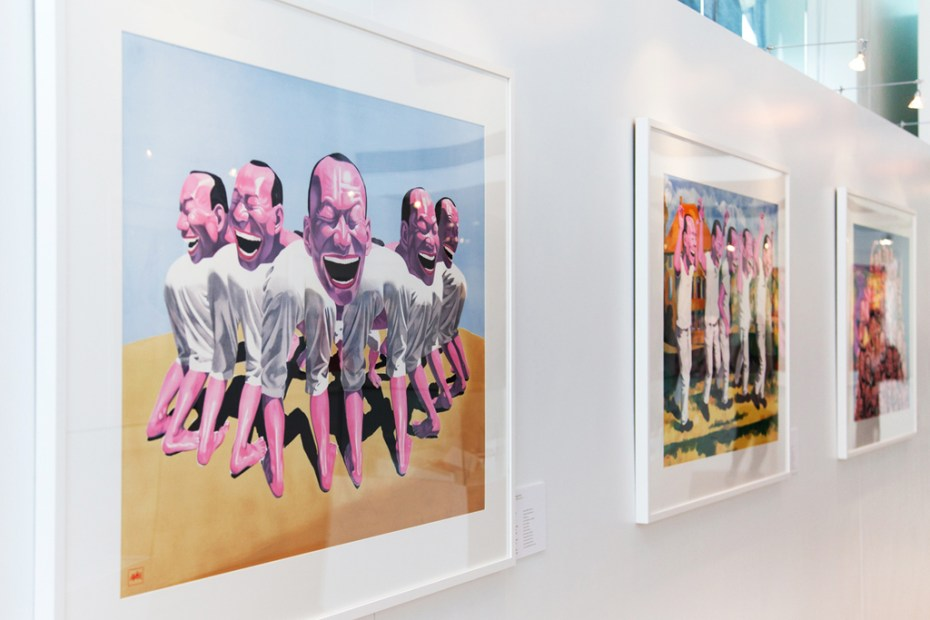 "Image of Yue Min Jun ""The Tao of Laughter"" @ Ocean Terminal, Harbour City Recap Pt. 1"