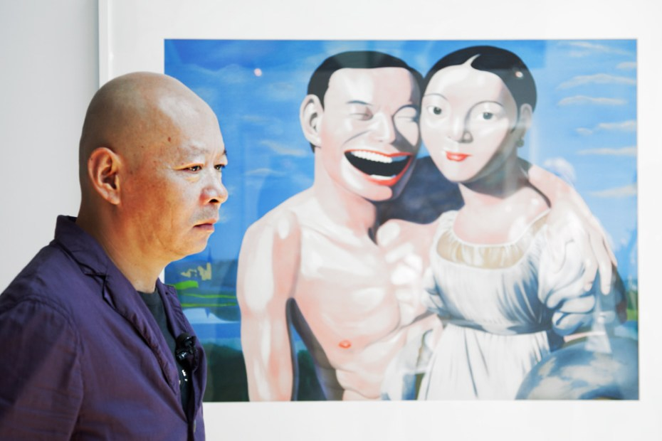 "Image of Yue Min Jun ""The Tao of Laughter"" @ Ocean Terminal, Harbour City Recap Pt. 1"