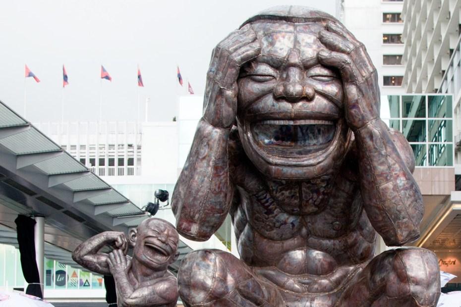 "Image of Yue Min Jun ""The Tao of Laughter"" @ Ocean Terminal, Harbour City Recap Pt. 2"