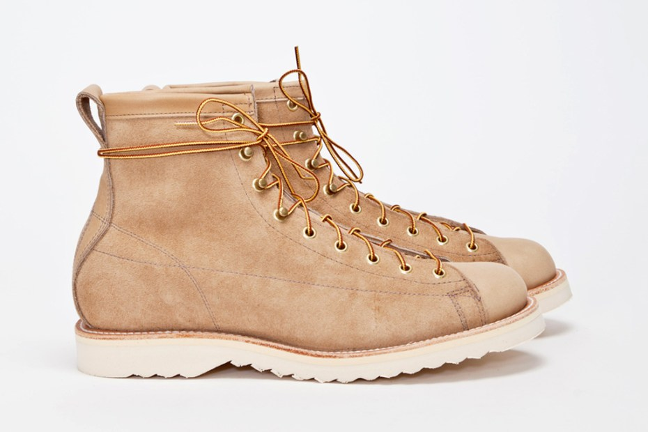 Image of Yuketen Khaki Tommy Boot