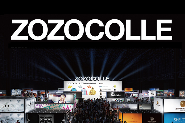 Image of ZOZOCOLLE Exhibition by ZOZOTOWN