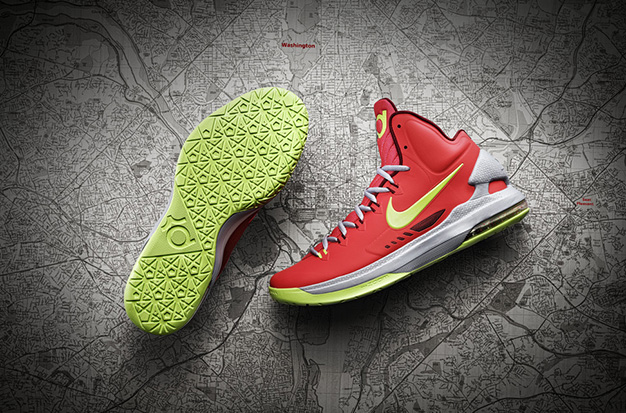 Image of Kevin Durant Unveils the Nike KD V