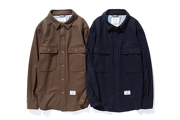 Image of Stussy x Holden 2012 Fall/Winter Collection