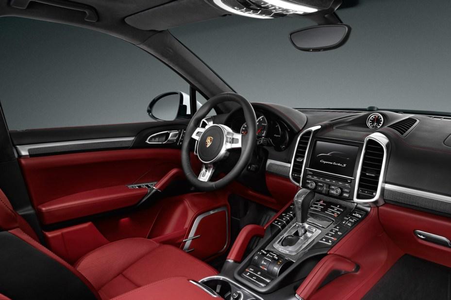 Image of 2013 Porsche Cayenne Turbo S