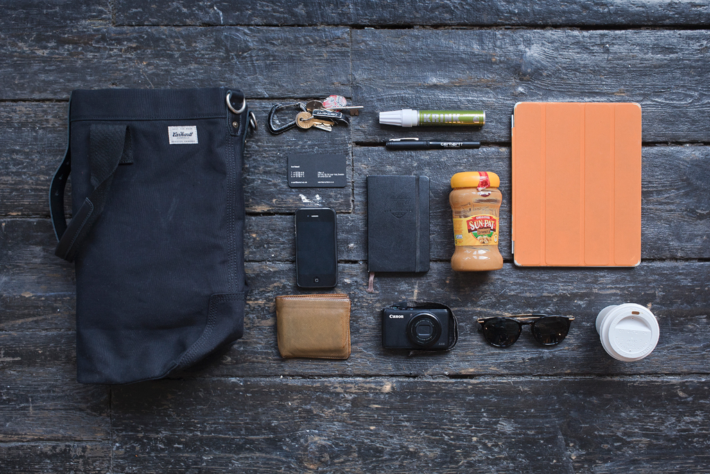 Image of Essentials: Alex Russell of Carhartt WIP